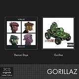 Gorillaz: Demon Days/Gorillaz (Audio CD)