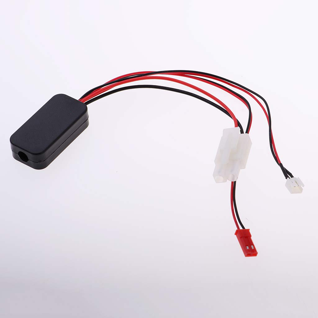 D DOLITY RC Crawler Winch Control Controller Receiver for 1//10 Traxxas Scx10 D90 D110