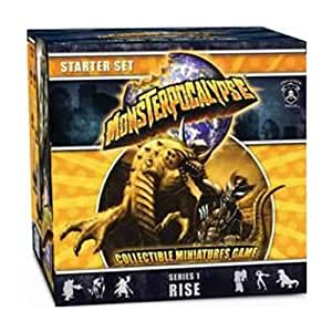 Monsterpocalypse Collectible Miniature Game Starter Set