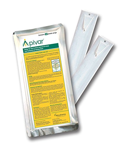 Mann Lake DC-799 Apivar (10 Pack) (Best Research Chemical Suppliers)