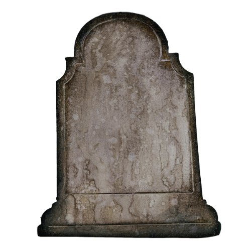 Sizzix 658249 Movers & Shapers Die, Headstone by Tim Holtz, Black]()