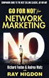 img - for Go for No! for Network Marketing book / textbook / text book