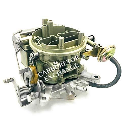 Holley Remanufactured Carburetor - 1974~1981 International IHC Scout 2 Barrel Holley Heavy Duty Remanufactured Carburetor