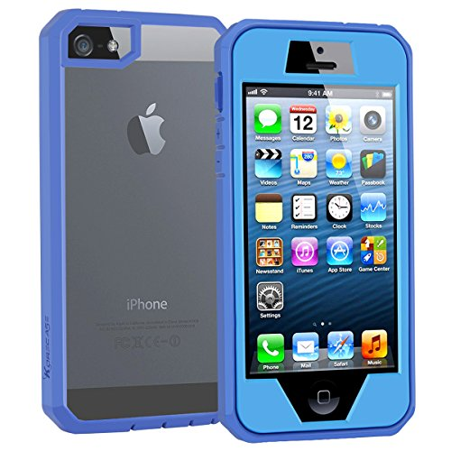 case-for-iphone-5slim-translucent-impact-resistant-flexible-shockproof-bumper-and-anti-scratch-prote