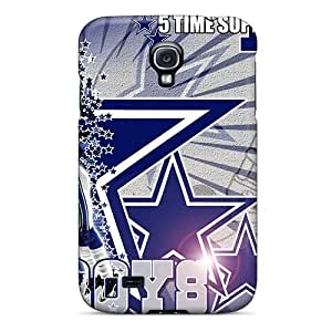 Fashionable Style Case Cover Skin For Galaxy S4- Dallas Cowboys