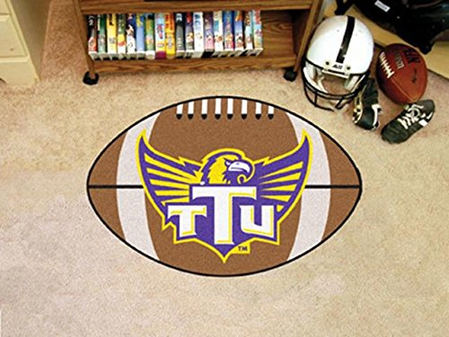 Wholesale FanMats Tennessee Technological University Football Rug 22x35, [Collegiate, Other Colleges]