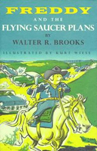 (Freddy and the Flying Saucer Plans (Freddy Books))