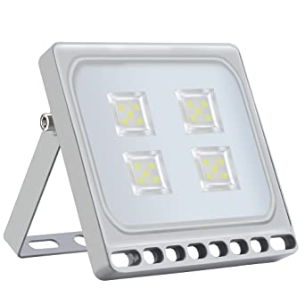 20W LED Blanco frío IP67 impermeable Foco Proyector Reflector de ...