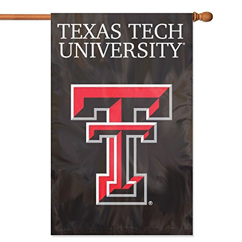 Party Animal Texas Tech Red Raiders Banner College Flag