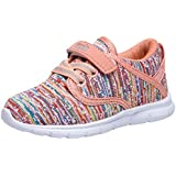 COODO CD3001 Toddler's Sneakers Girls Cute Casual Running Shoes Multicoloured-5