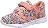 COODO Toddler Kid's Sneakers Boys Girls Cute Casual Running Shoes (8 Toddler,Multicoloured): more info
