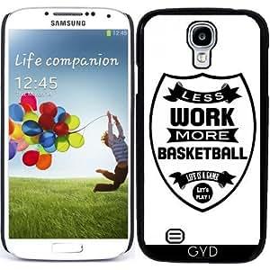 Funda para Samsung Galaxy S4 (GT-I9500/GT-I9505) - Menos Trabajo Más Cesta by wamdesign