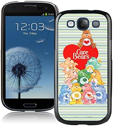 Samsung Galaxy S3 Care Bears écran Noir téléphone portable Coque ...