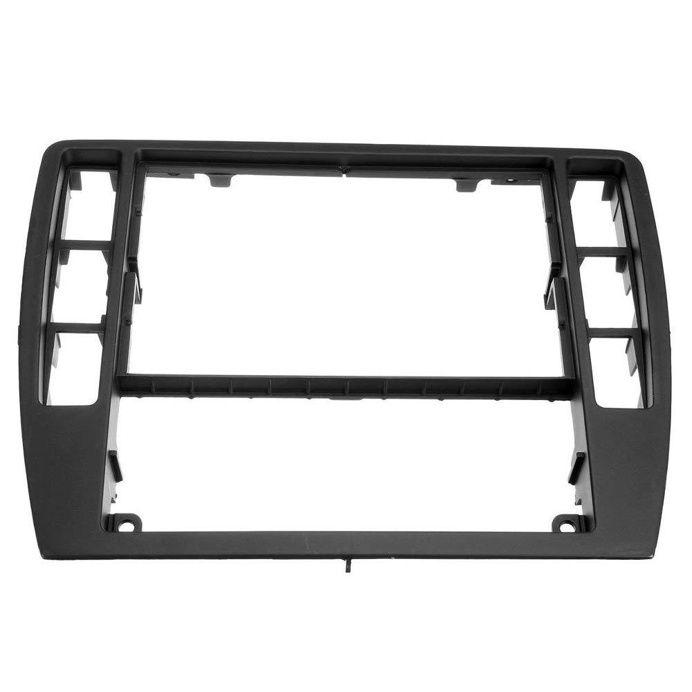 Tablero central de la consola Dash Panel embellecedor Panel Radio Ajuste facial para VW Passat B5 1997-2005 3B0858069