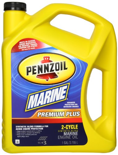 pennzoil-550022757-premium-plus-outboard-2-cycle-marine-engine-oil-1-gallon