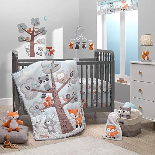 Bedtime Originals Woodland Friends 3Piece Crib Bedding Set, Multicolor(Original Edition)