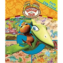 First Look and Find: Dinosaur Train