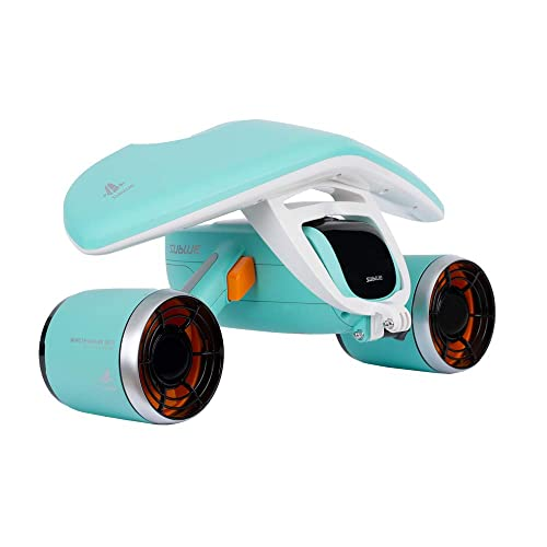 Portable Small Electric Pool/Sea Underwater Scooter (Swim Jet) [Sublue] detail review