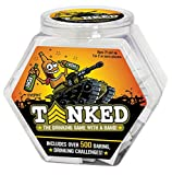 ICUP iPartyHard - Tanked: The Drinking Game With A Bang! Fish Bowl, Clear