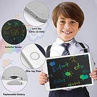6.5-inch Board Tecboss 2 Pack Drawing Pad Digital Ewriter LCD Writing Tablet