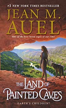 THE LAND OF PAINTED CAVES: A Novel by [Auel, Jean M.]