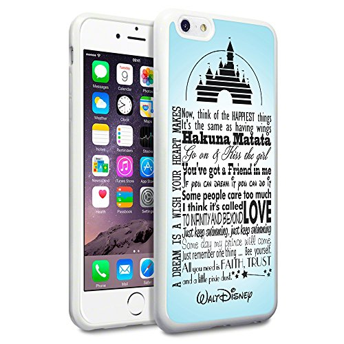 Onelee Customized Disney Series Phone Case for iPhone 6 4.7