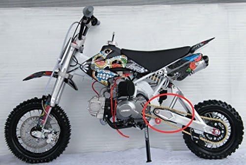 8mm Chain Guide Slider Swingarm For 110cc 125 140cc Pit Motard Dirt Bike SSR SDG