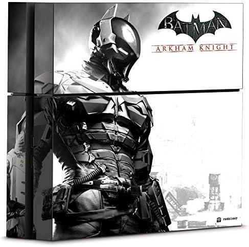Batman Arkham Knight - Grey Bat Vertical PS4 Console Skin by Sony ...