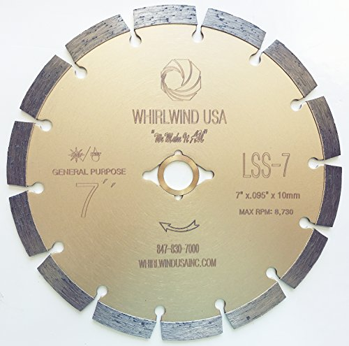 Whirlwind USA LSS 7-Inch