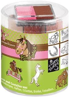 Prinzessin Emmy und ihre Pferde Stempelset Basteln & Kreativität