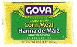 Goya Coarse Yellow Corn Meal 12 Oz