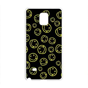 Rockband Nirvana Phone Case for Samsung Galaxy Note 4
