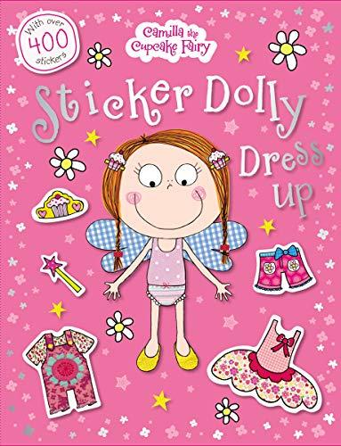 - Camilla the Cupcake Fairy Sticker Dolly Dress Up
