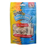 Dingo Mini Denta-Treats, 24-Pack, My Pet Supplies