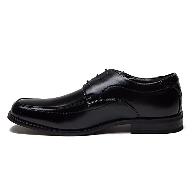 Amazon.com | Mens M1827 Classic Squared Toe Lace up Oxford Dress Shoes | Oxfords
