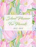 School Planner for Parents 2017 - 2018 Tulips