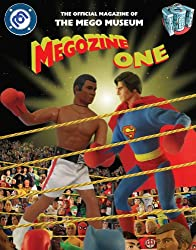 Megozine : The Mego Collectors Magazine
