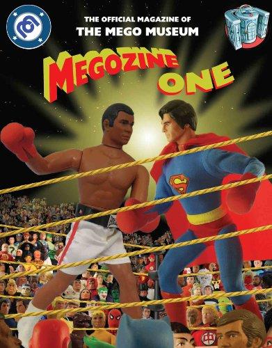 (Megozine : The Mego Collector's Magazine)