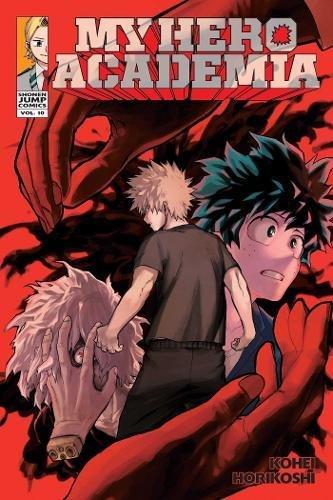 My Hero Academia, Vol. 10 cover