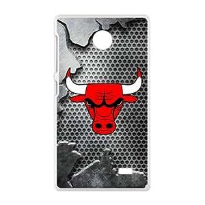 Bulls logo Phone Case for Nokia Lumia X Case