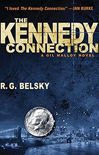 book cover of The Kennedy Connection