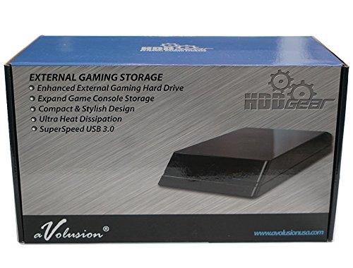Avolusion HDDGear 2TB (2000GB) USB 3.0 External XBOX Gaming Hard Drive (XBOX Pre-Formatted) - XBOX ONE, XBOX ONE S, XBOX ONE X - 2 Year Warranty by Avolusion (Image #2)