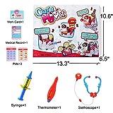 GAMZOO Pet Veterinarian Toys Doctor Kit for Kids