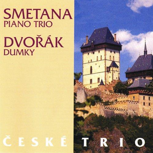 Smetana: Piano Trio - Dvorak: Dumky