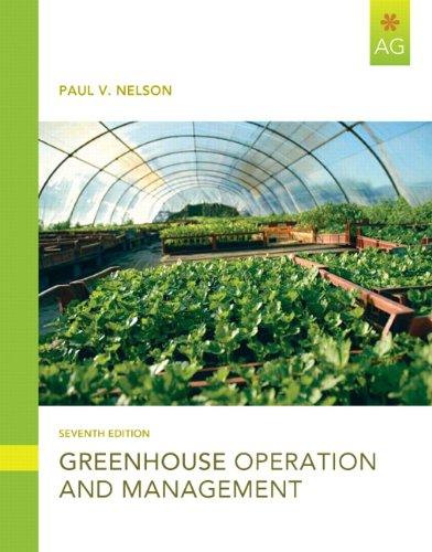 Greenhouse Operation and Management (7th - Nelson.com
