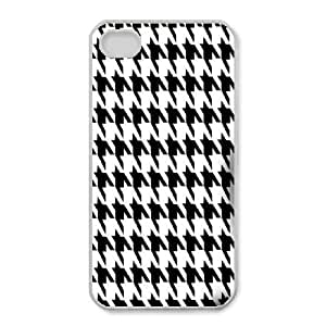 Generic Case Houndstooth For iPhone 4,4S Q2A2218755