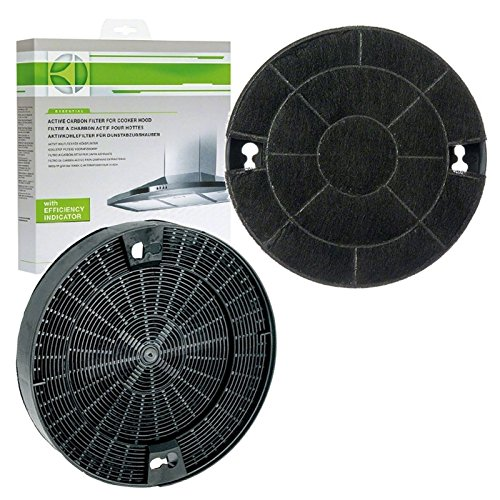 AEG Type 29 Charcoal Carbon Cooker Hood Vent Filter (190 mm x 35 mm) (Aeg Cooker Hoods)