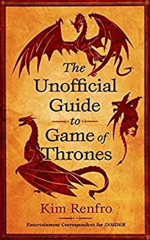 game of thrones kindle