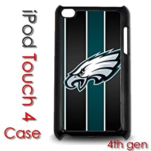 IPod Touch 4 4th gen Touch Plastic Case - Philadelphia Eagles Football