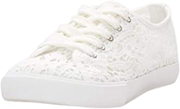 be88aa36f21a78 David's Bridal Crochet Lace Sneakers Style Carrson